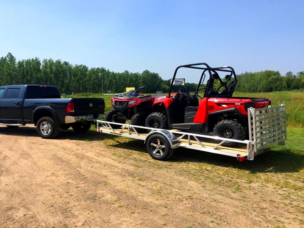 utility trailer 1